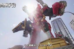 Spoiler Kishiryu Sentai Ryusoulger Episode 18