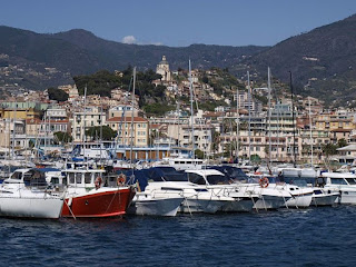 The seaside resort of Sanremo was one of Italy's earliest destinations for foreign tourists