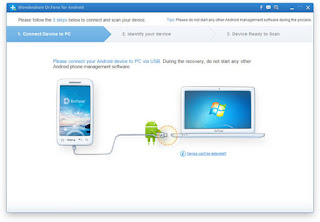 Wondershare Dr.Fone for Android 5.5.0 Final + Serials 32/64bit