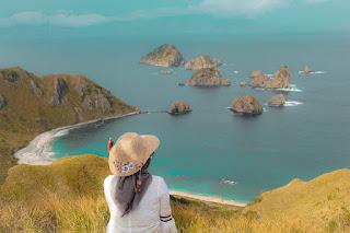 Pulau Kelapa bima, raja ampatnya bima
