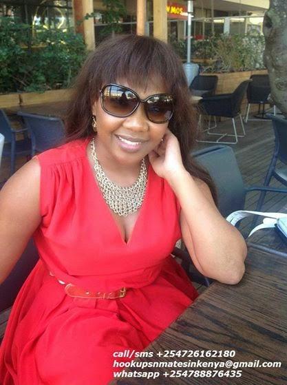 Sugar Mummy Nairobi Kenya interested in you