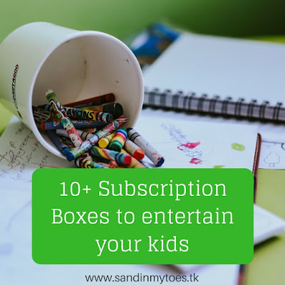 Subscription boxes to entertain your kids in the UAE