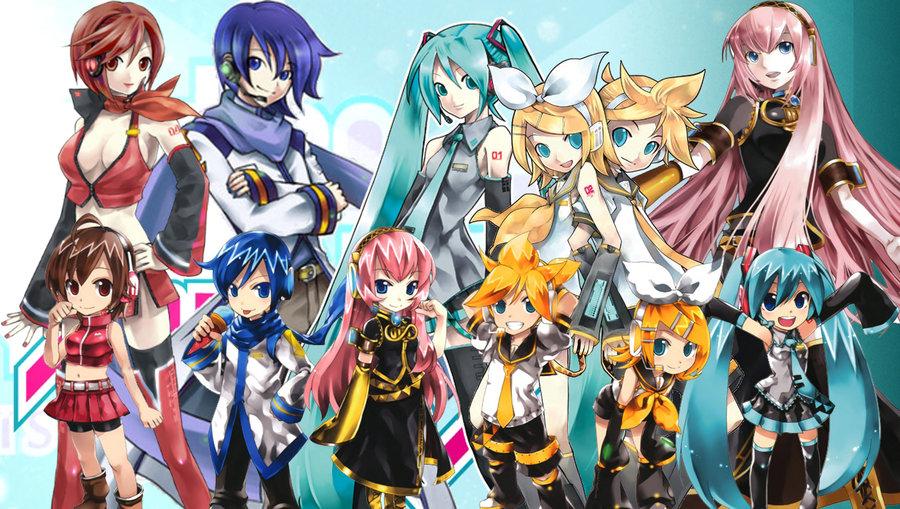 Setianime: Apa itu Vocaloid? Mengenal Lebih Dalam Tentang ...