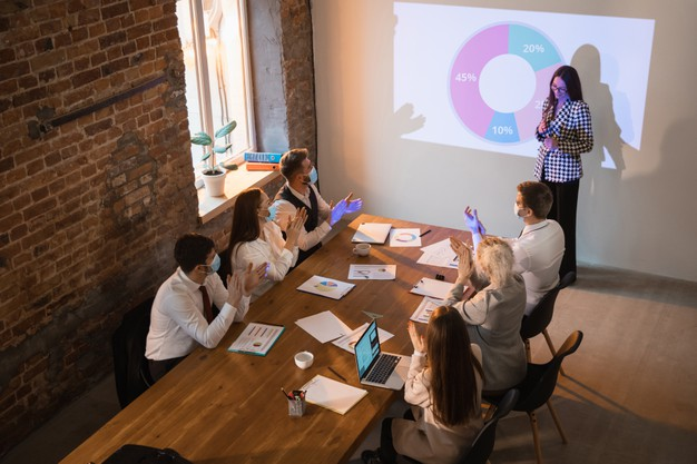 4 Tips for a Powerful Business Presentation
