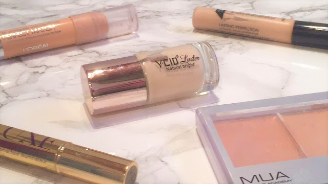 My Makeup Collection - Concealers