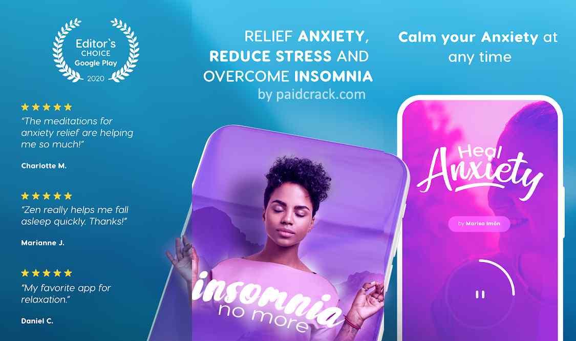 Zen - Relax Meditate & Sleep Premium Mod Apk 4.1.011