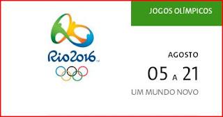 Oficial Jogos Olímpicos Rio 2016