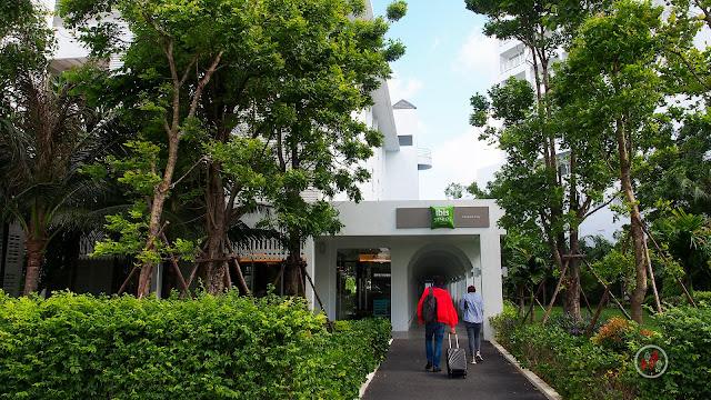 Hotel exterior 宜必思尚品普吉島城市酒店 - ibis Styles Phuket City