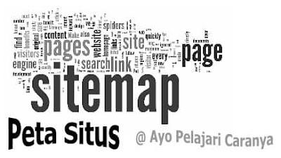 Peta Situs Pelajari Caranya