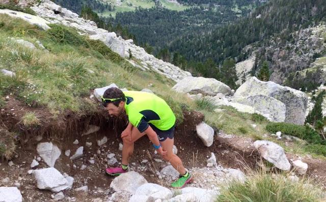 Marc Pinsach establece un nuevo récord de ascenso al Aneto