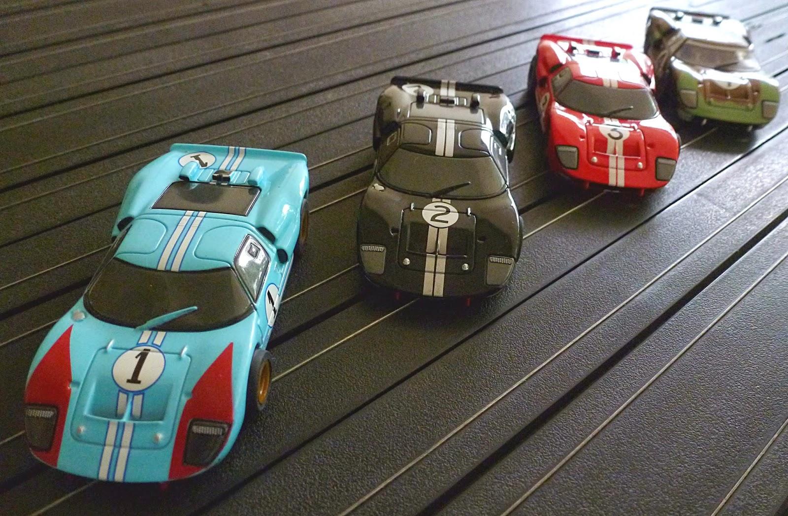 rouen les afx 1966 le mans ford gt40 mkii slot car racing in h o scale. Black Bedroom Furniture Sets. Home Design Ideas