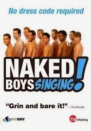 Naked boys singing, 2007