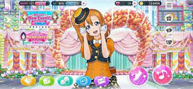 Game LoveLive! School Idol Festival Android