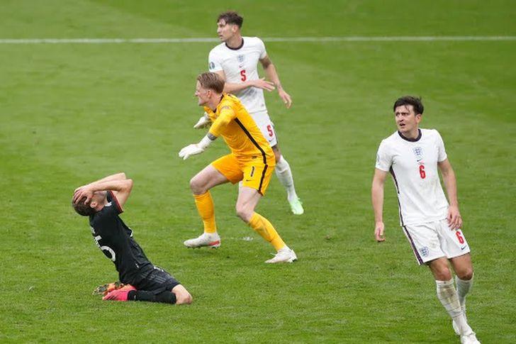 موعد مباراة انجلترا واوكرانيا في كأس الامم الاوروبيه