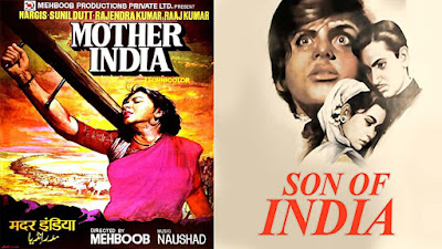 mother india trivia in hindi - Mother India - Son of India