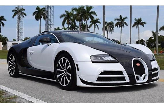 Bugatti Veyron Vivere By Mansory: $3.4 Million