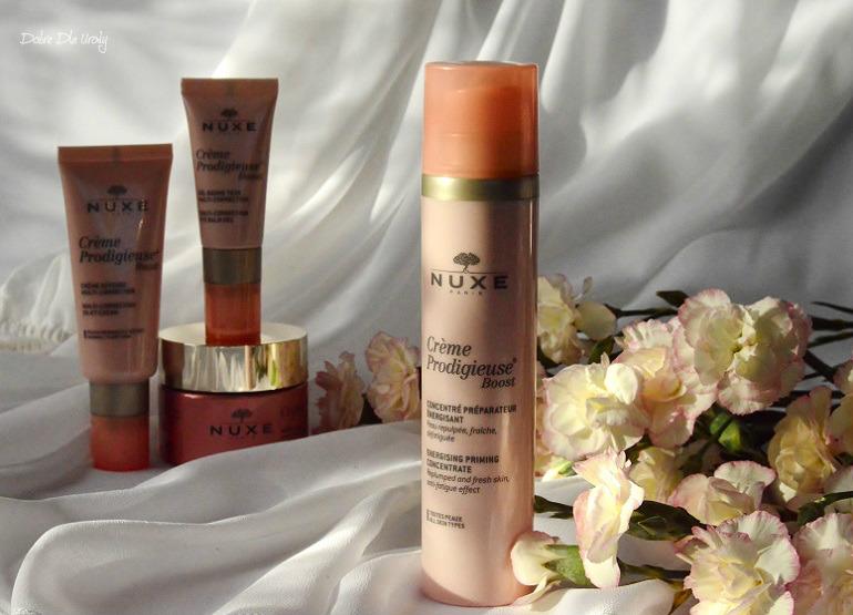 Nuxe Koncentrat przygotowujący skórę i dodający energii recenzja