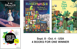Prestel-USA Picture Book Giveaway