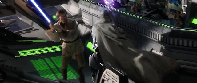 Screen Shot Of HOllywood Movie By Star Wars: Episode III - Revenge of the Sith (2005) Download And Watch Online Free at Movies365.in,