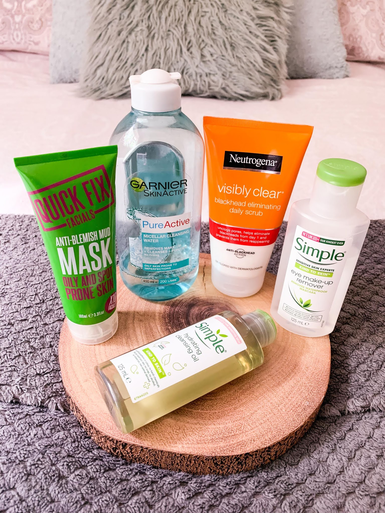 Top 5 Affordable Skincare Products!