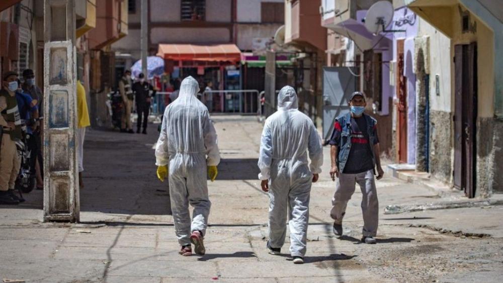 رقم قياسي جديد.. تسجيل 1672 إصابة جديدة بفيروس كورونا خلال الـ24 ساعة الماضية