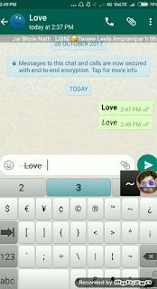 Tricks whatsapp