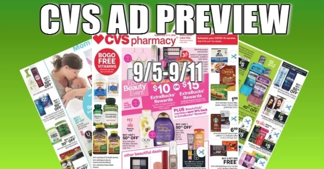 CVS Ad Scan 9-5 to 9-11