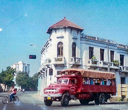Transporte em Santiago de Cuba