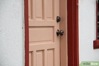 Tips Ampuh Membuat Pintu Anti Maling