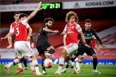 ليفربول يواجه ارسنال الأسبوع المقبل للمره الثانية بعد 72 ساعه من اخر مباراه لهما على ملعب انفيلد