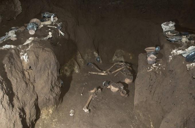 «Ο τάφος του Αθλητή»: Τυχαία ανακάλυψη έχει ενθουσιάσει την αρχαιολογική κοινότητα