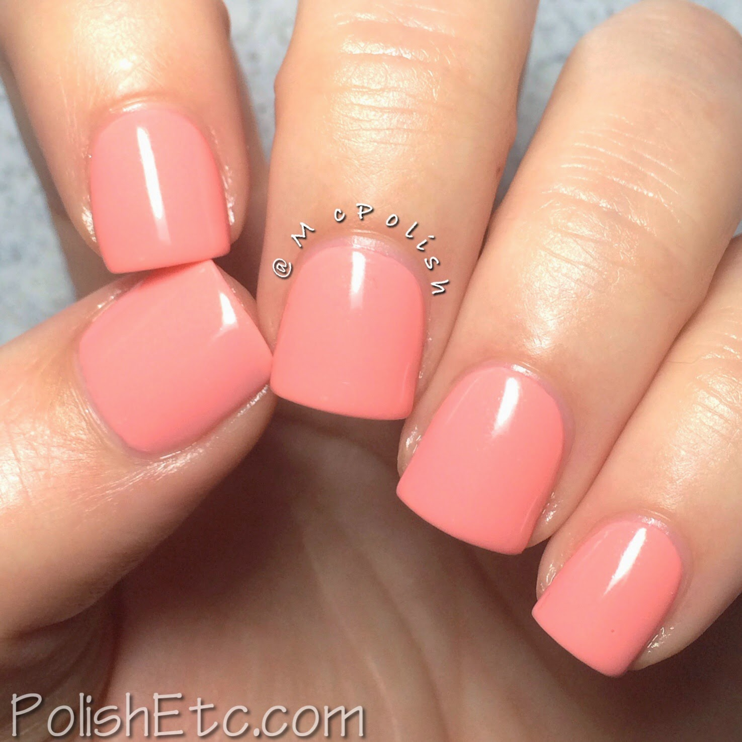 Tillie Polish - Sweet Treats - Pink Lemonade