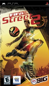 Download FIFA Street 2 High Compress ISO , CSO PPSP High Compress 78Mb