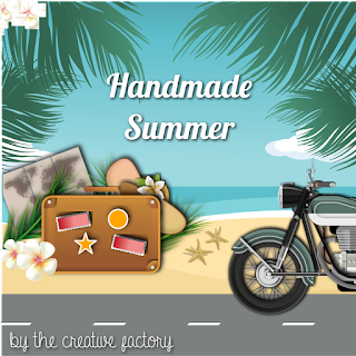 Banner Handmade Summer by The Creative Factory - MLI