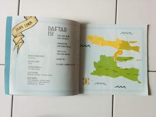 Buku Seri Cerita Anak Jawa: Jawa Timur