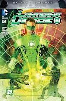 Os Novos 52! Lanterna Verde #50