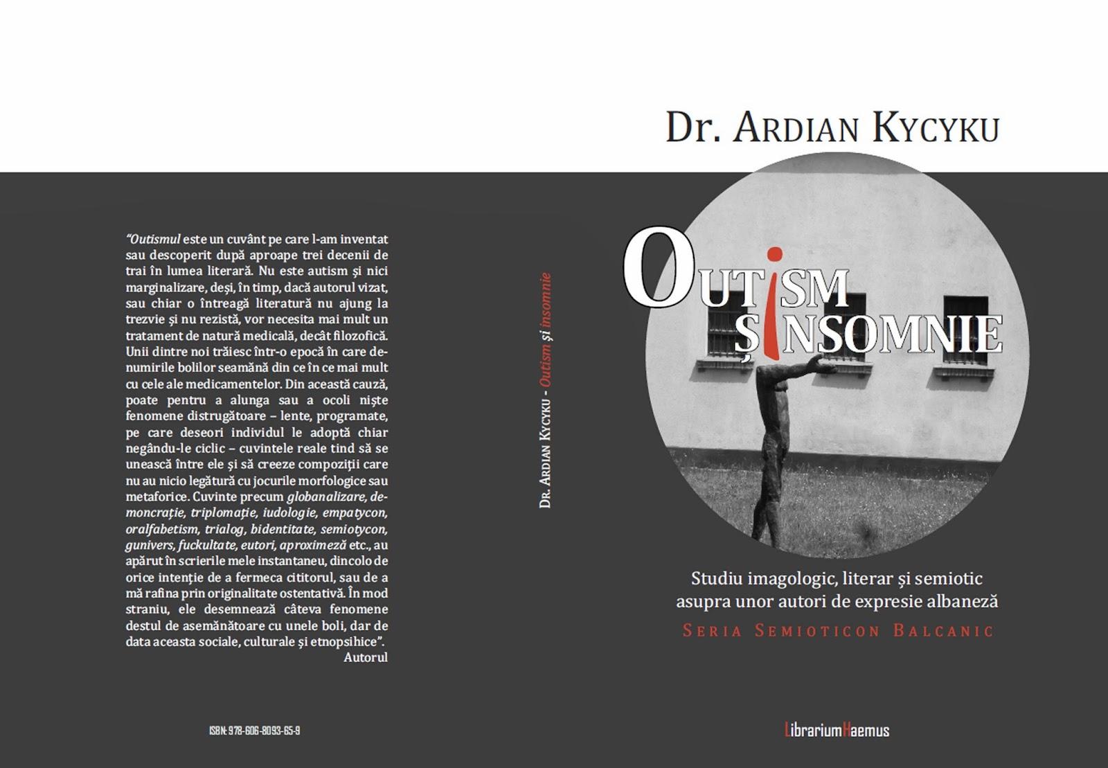 Ardian Kycyku - Outism si insomnie