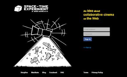 Software para la ideación colaborativa de obras cinematográficas