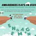 How Effective Are Awareness Days On Social Media in 2020? #infographic