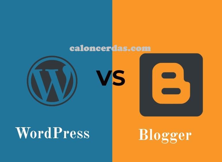Blogger vs Wordpress - What is best for SEO?
