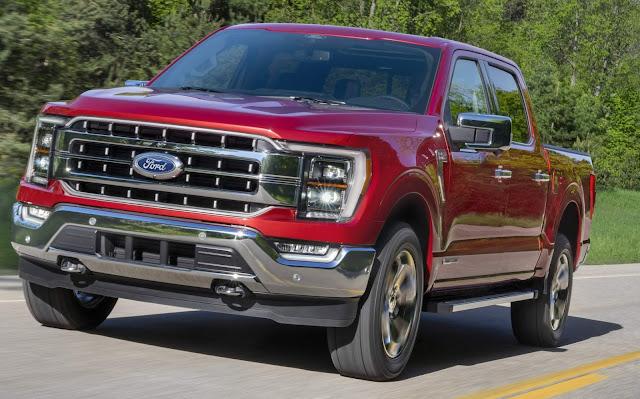 Nova Ford F-150 2021: fotos, detalhes e especificações