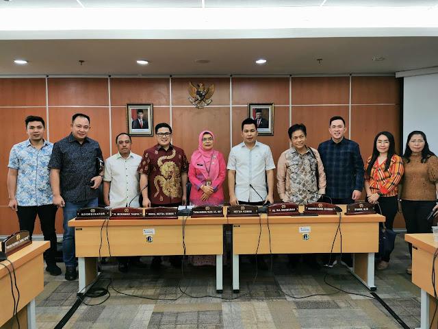 Ini Penjelasan MJP terkait Kunjungan Komisi ke DPRD DKI Jakarta