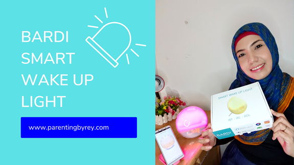 Review Bardi Smart Wake Up Light