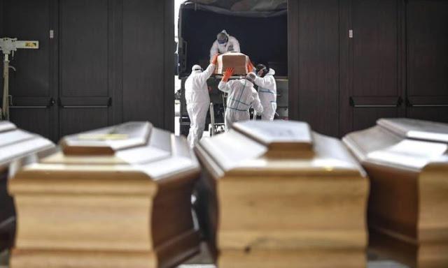 Ισχυρισμοί των Ιταλών: «Οι Κινέζοι είχαν κατασκευάσει τον ιό από το 2015»