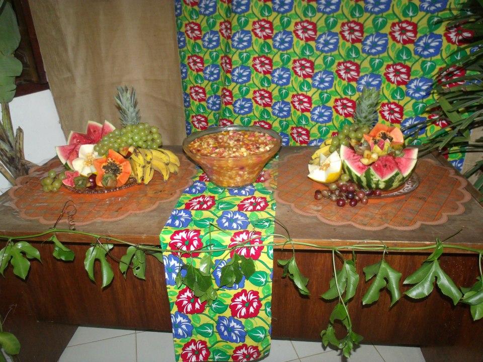 Decoração De Festa Havaiana Simples