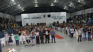 A Igreja Batista de Oeiras impacta a cidade em período de Carnaval com o 44° Conjuba centro sul Piauí