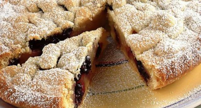 Ricetta dolce mele e more senza glutine