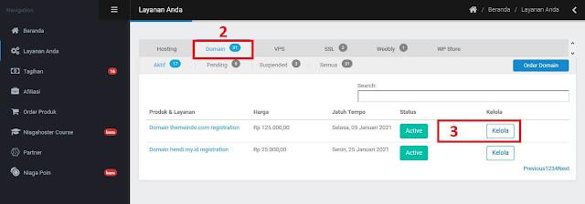 Cara membuat Sub Domain Di Blogspot