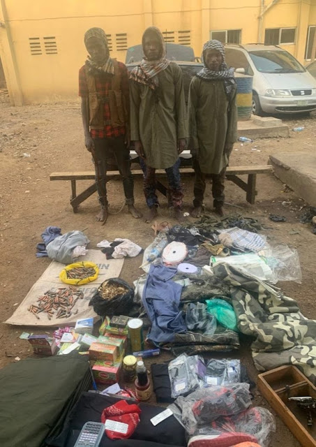 'We Were Recruited In Mosques, Trained In Libya' - Terrorists Arrested In North Confesses (Photo)