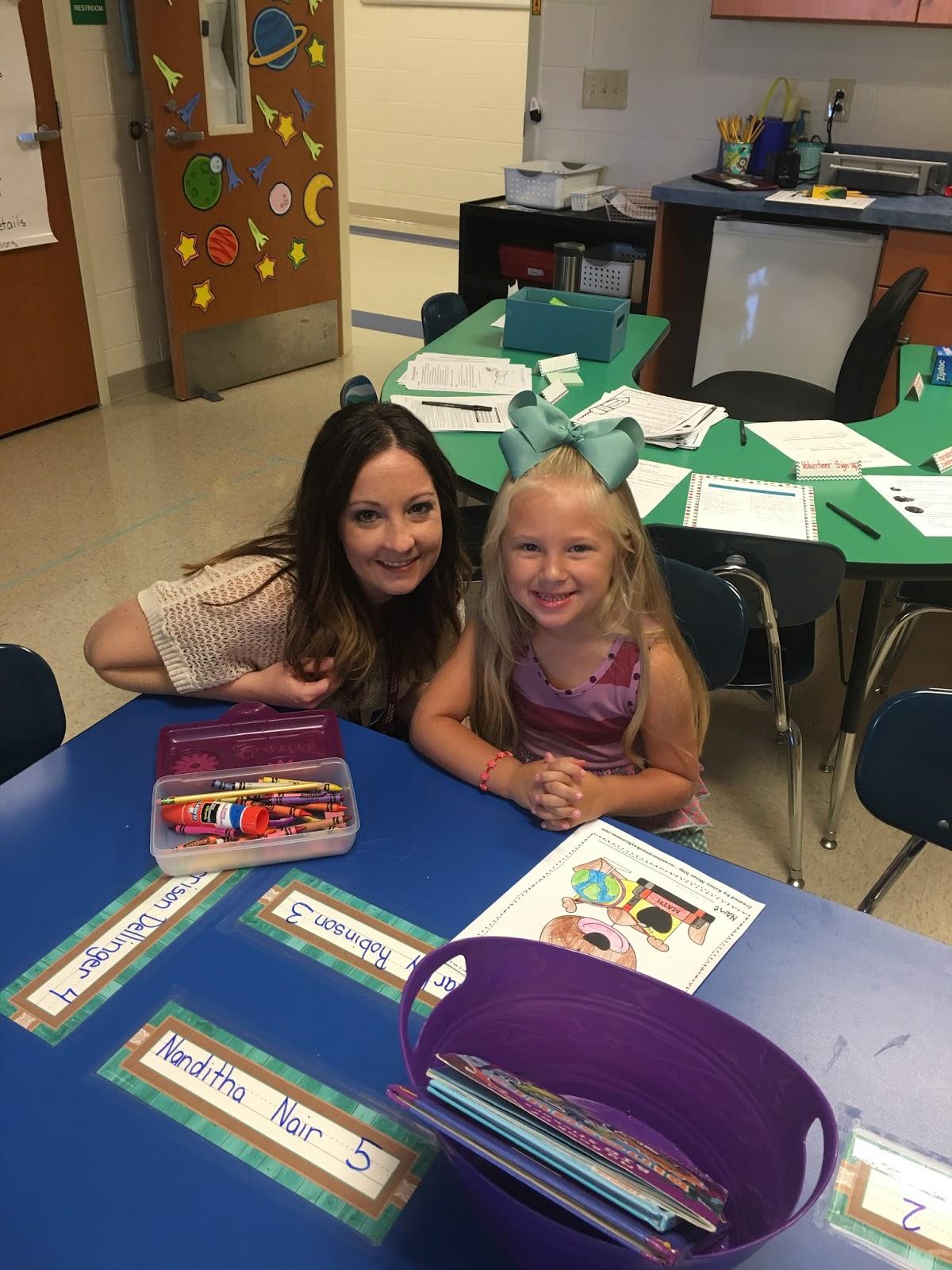 kindergarten girl side